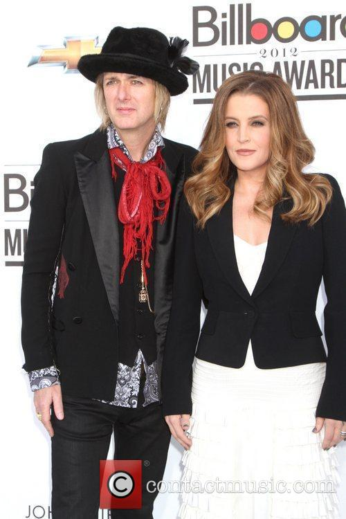 Michael Lockwood and Lisa Marie Presley