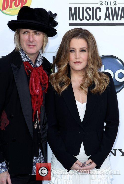 Michael Lockwood and Lisa Marie Presley 2