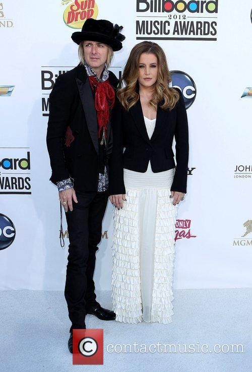 Michael Lockwood and Lisa Marie Presley 3