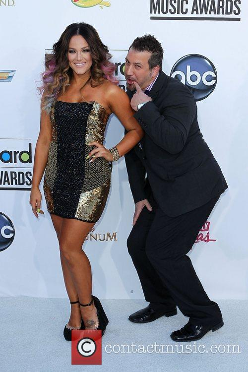 Lacey Schwimmer and Joey Fatone 3