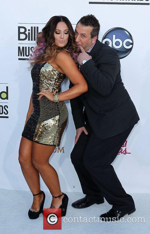 Lacey Schwimmer and Joey Fatone 4