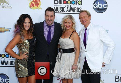 Lacey Schwimmer, Carson Kressley and Joey Fatone 2