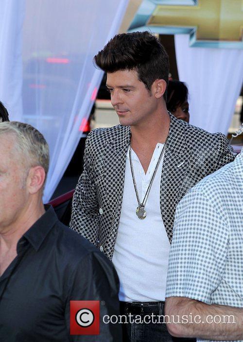 2012 Billboard Music Awards, held at MGM Grand...