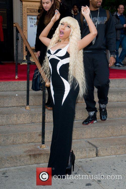 Nicki Minaj The Billboard Women in Music Awards...