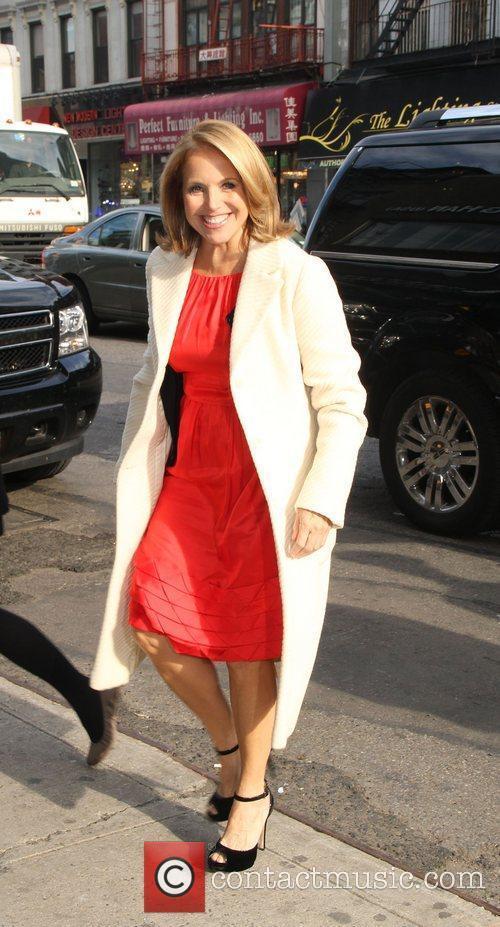 Katie Couric  The Billboard Women in Music...