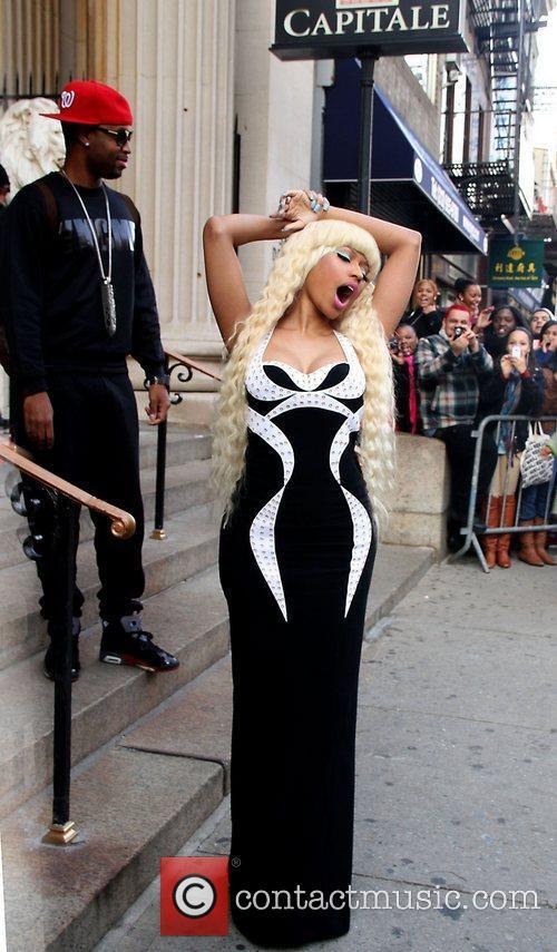 Nicki Minaj  The Billboard Women in Music...