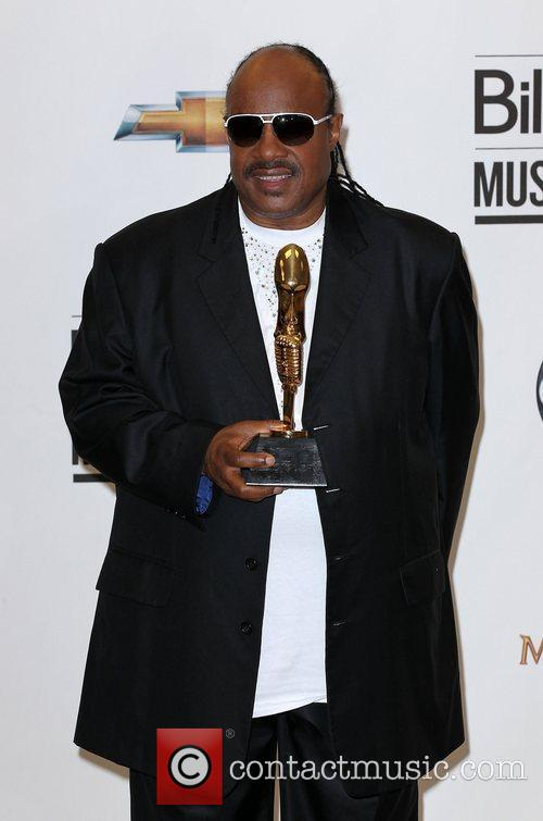 stevie wonder 2012 billboard music awards held 3896427