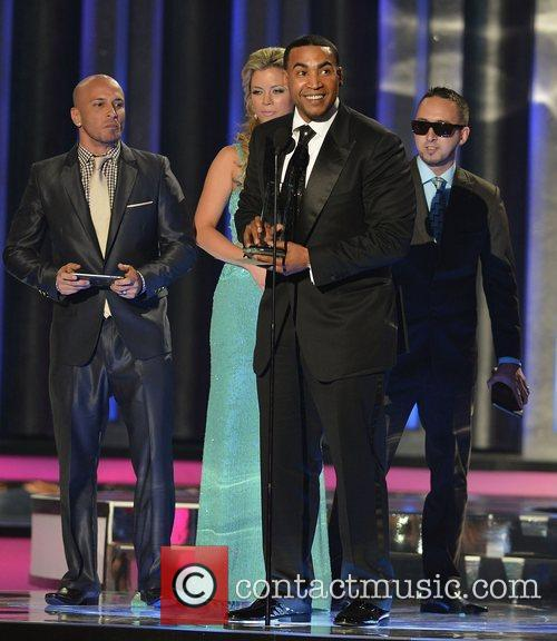 Billboard Latin Music Awards 2012 held at the...