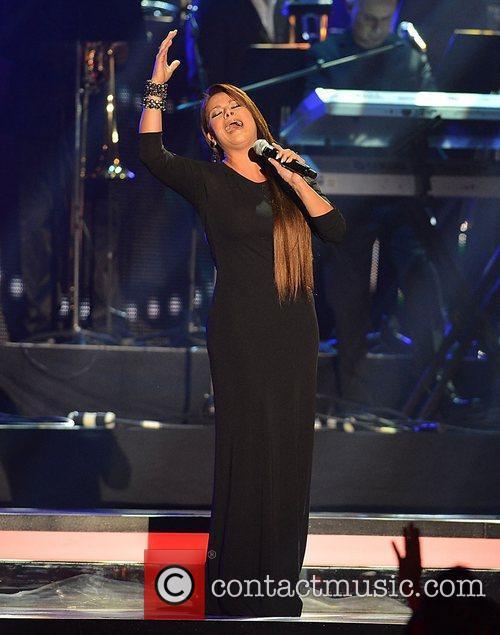 Billboard Latin Music Awards 2012 held at the...