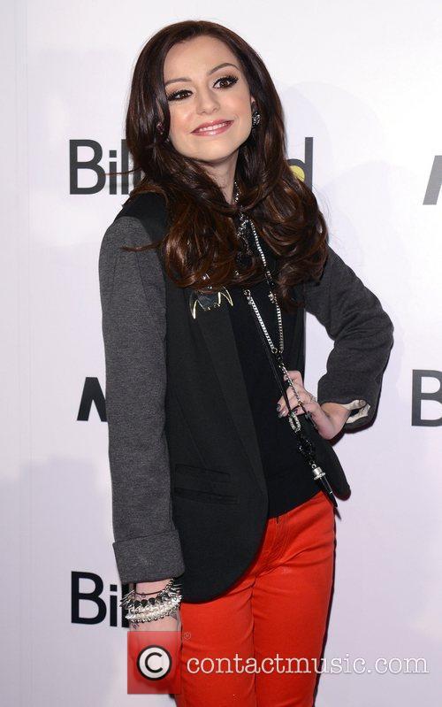 2012 Billboard Women In Music Luncheon at Capitale...