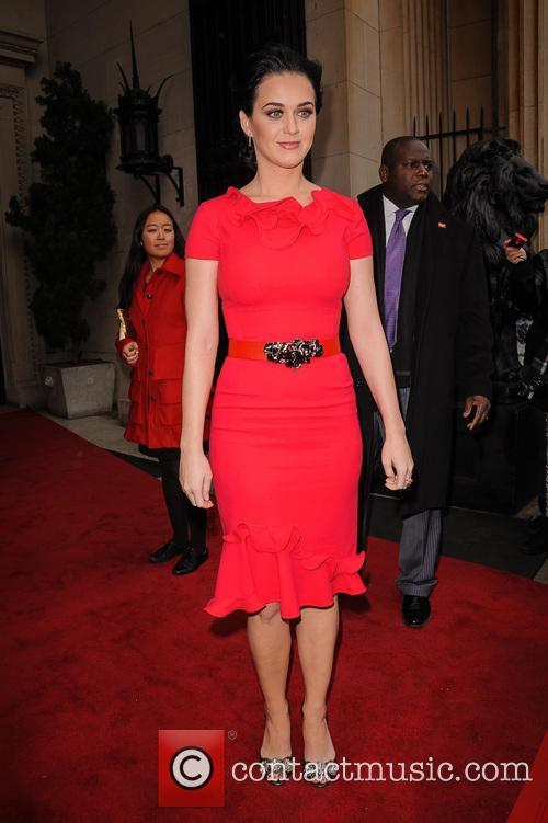 Featuring: Katy PerryWhere: New York City, United States