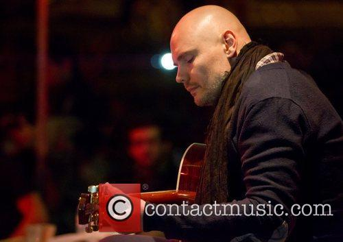 Billy Corgan and Smashing Pumpkins 16