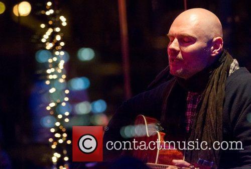 Billy Corgan and Smashing Pumpkins 12