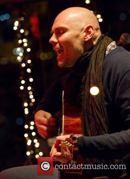 Billy Corgan and Smashing Pumpkins 3