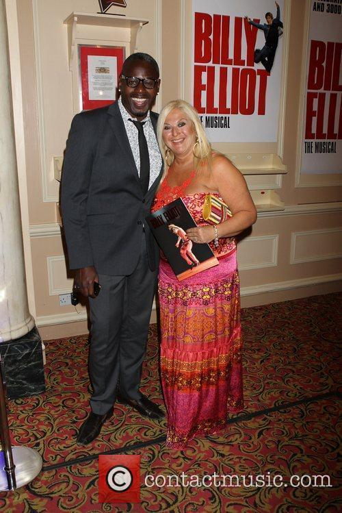 Ben Ofoedu and Vanessa Feltz 2