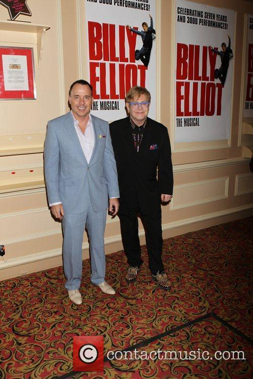 'Billy Elliot The Musical' celebrates their 7th anniversary...