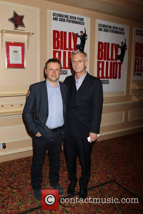 Lee Hall, Stephen Daldry and Palace Theatre