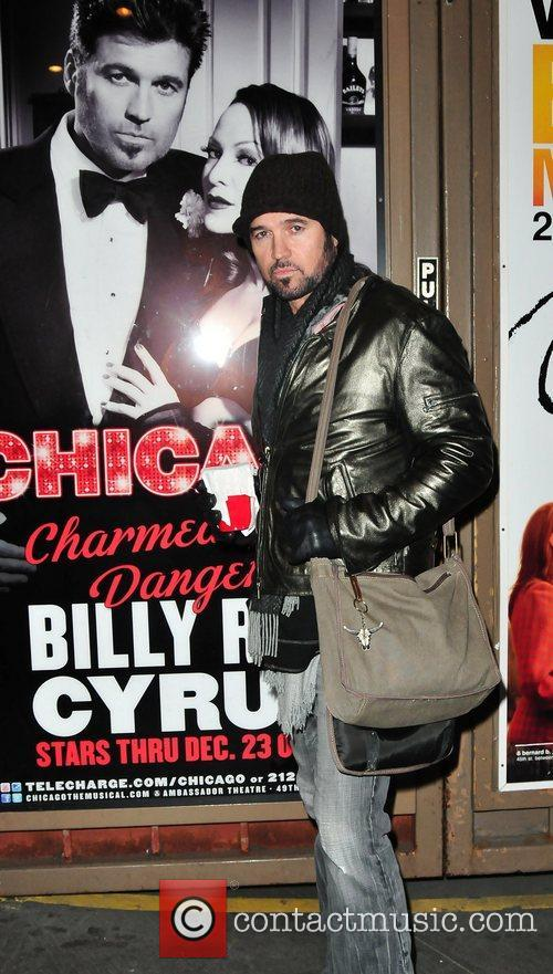 Billy Ray Cyrus and Ambassador Theatre 5