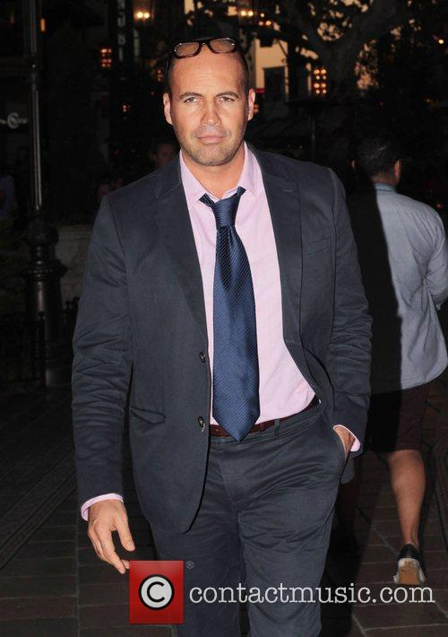 Billy Zane out and about at The Grove...