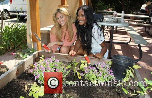 Cassie Scerbo and Keke Palmer 3