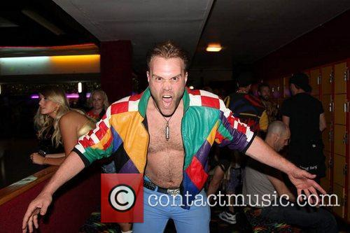 Johnny Wujek attend Johnny Wujek's Rollerskating Birthday Party...