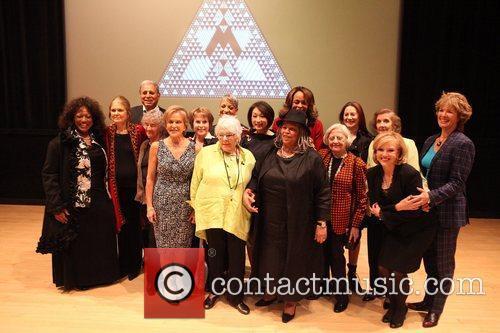 Sackler Center First Awards for Feminist Art held...