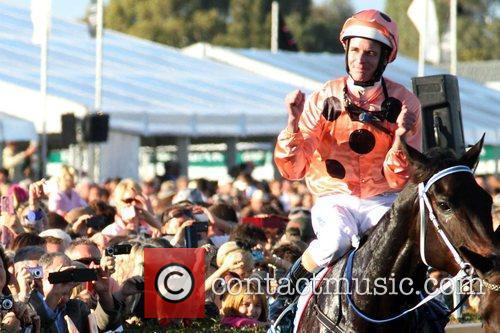 Black Caviar stormed into the record books and...