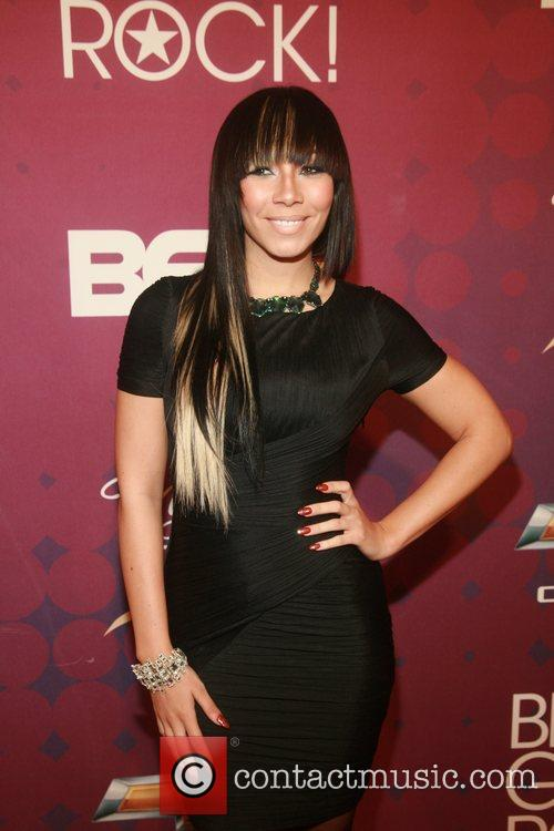 Attends the Black Girl Rock! 2012 at The...