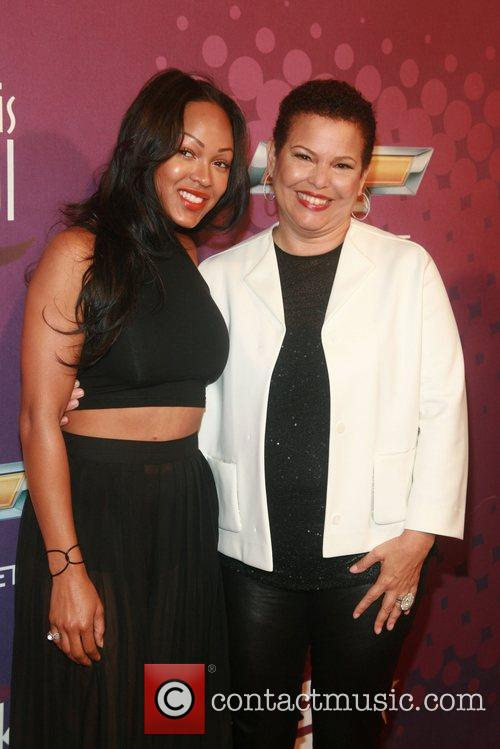 Megan Good and Debra Lee 3