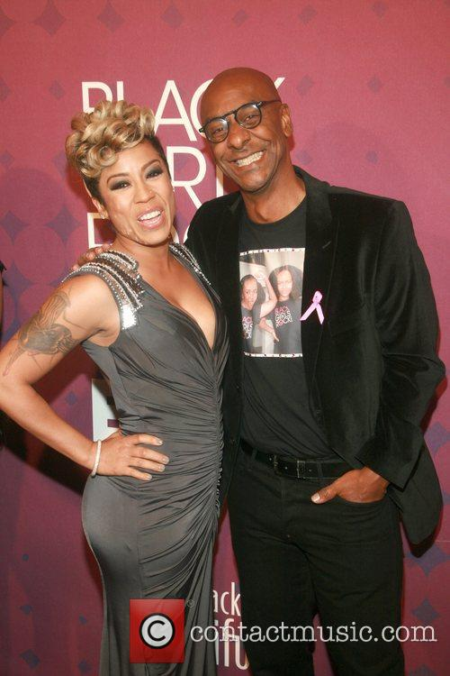 Keyshia Cole, President, Music, Programming and Specials Stephen G. Hill 2