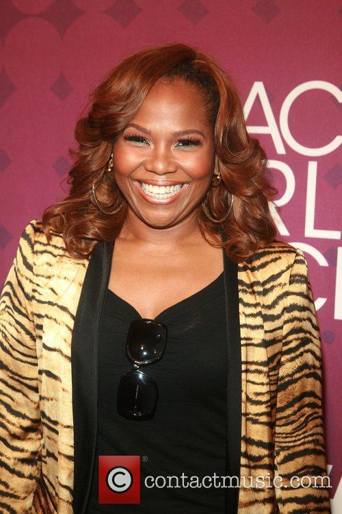 Love, Hip Hop Executive Producer and Mona Scott-young 5