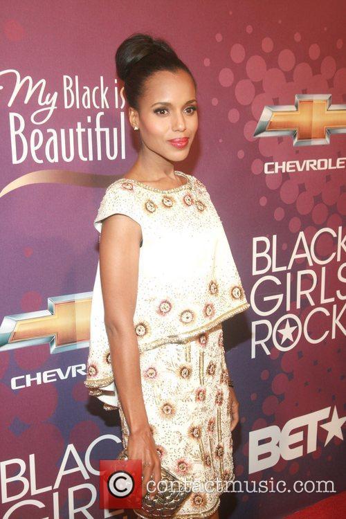 kerry washington black girl rock 2012 at 5932875