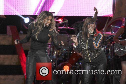 Ciara and Missy Elliott 11