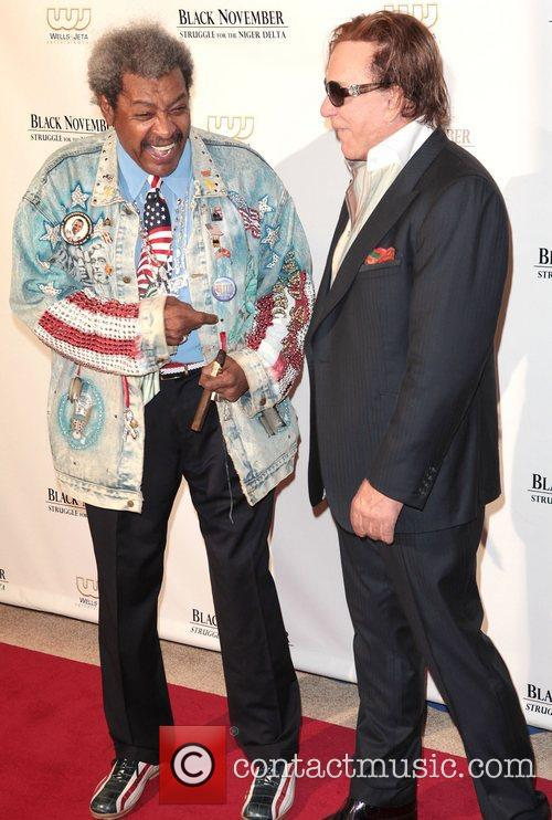 Don King and Mickey Rourke 11