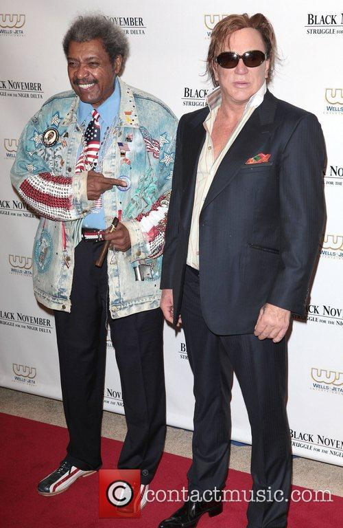 Don King and Mickey Rourke 7