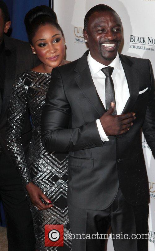 Mbong Amata and Akon 1