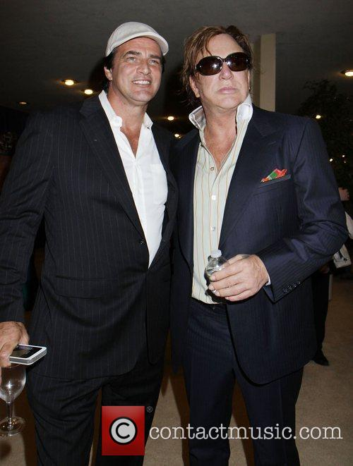 John Enos and Mickey Rourke 2