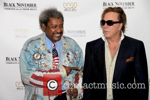 don king and mickey rourke black november 5921674