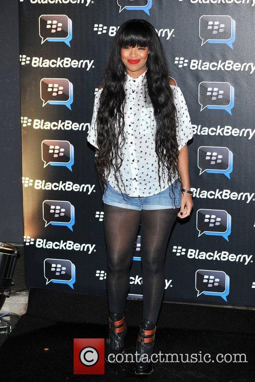Sarah-Jane Crawford Blackberry BBM - party held at...