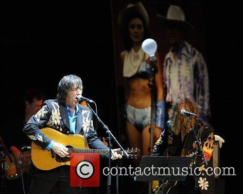 Blackie and the Rodeo Kings performs at the...