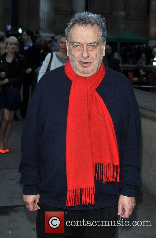 Stephen Frears 'Blackmail' world film premiere held at...
