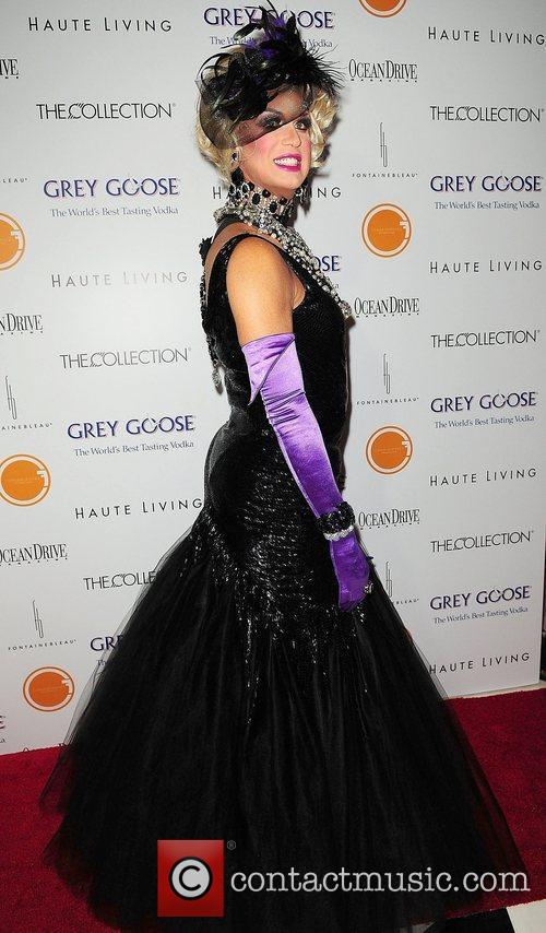 Elaine Lancaster attend the Black's Annual Gala 2012...