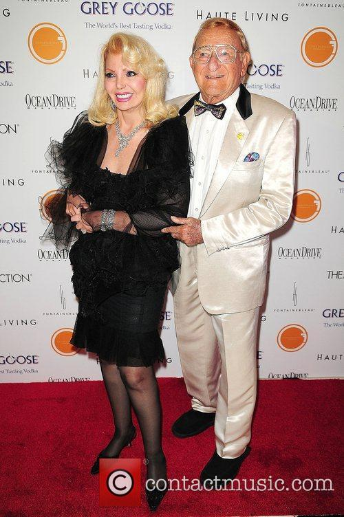 Beatrice Ziff and Sanford Ziff attends Lea &...