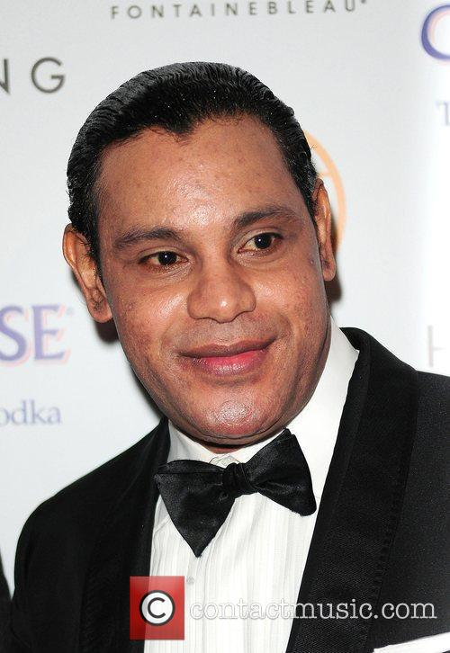 Sammy Sosa attends Lea & Roy Black Present...