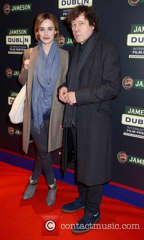 Dominique Mcelligott, Stephen Rea and Dublin International Film Festival 3
