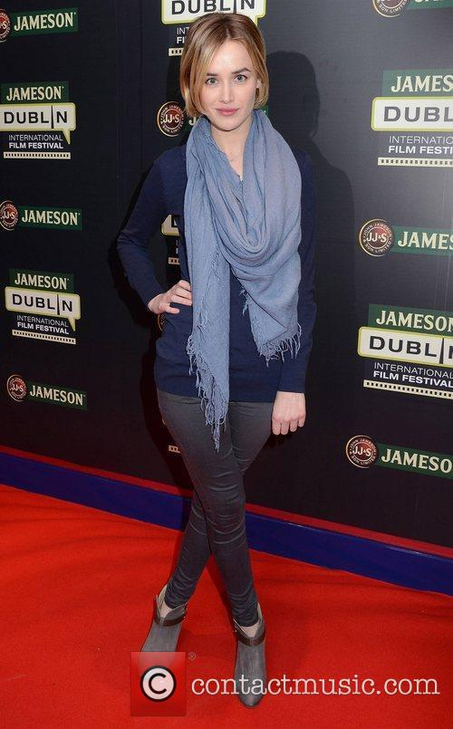 Dominique Mcelligott and Dublin International Film Festival 6