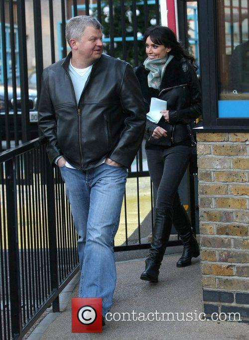 Adrian Chiles and Christine Bleakley 5