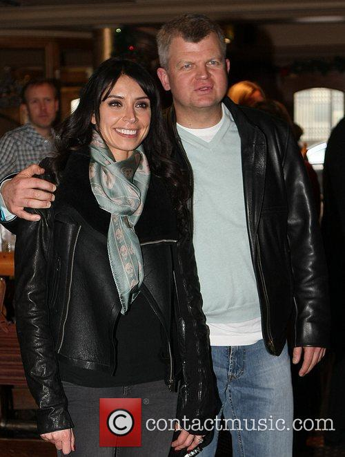 Adrian Chiles and Christine Bleakley 1