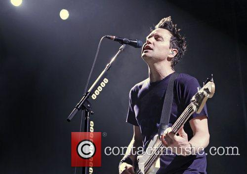 Mark Hoppus, Blink 182 and Liverpool Echo Arena 2
