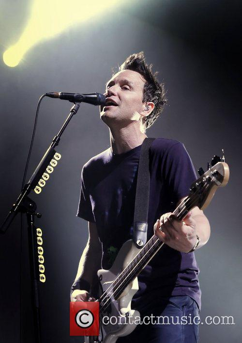 Mark Hoppus, Blink 182 and Liverpool Echo Arena 4